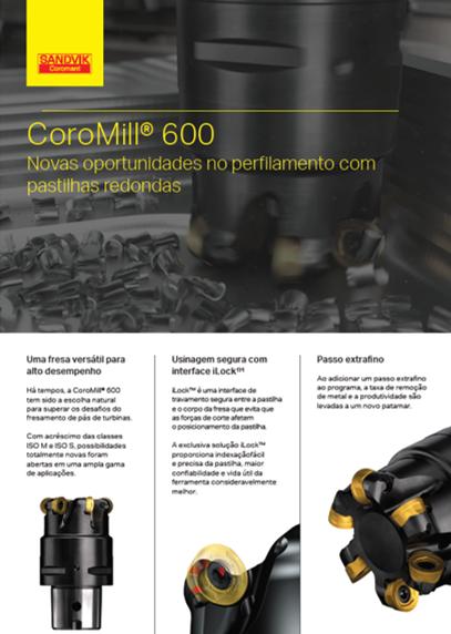 CoroMill® 600