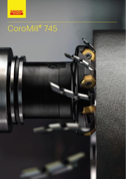 CoroMill® 745