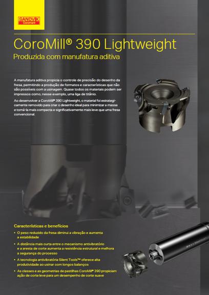 CoroMill 390 Lightweight