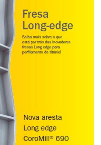 Fresa Long-edge